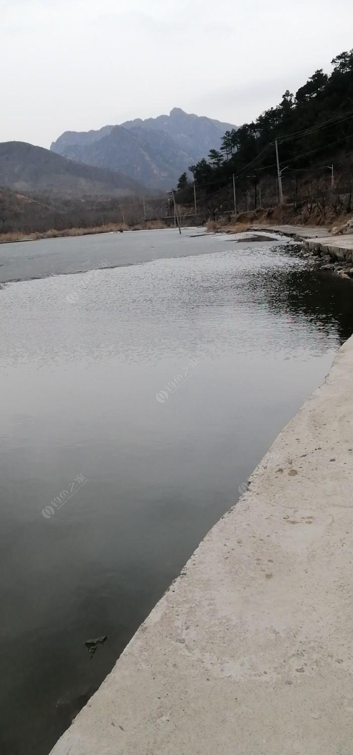 庄户峪水库