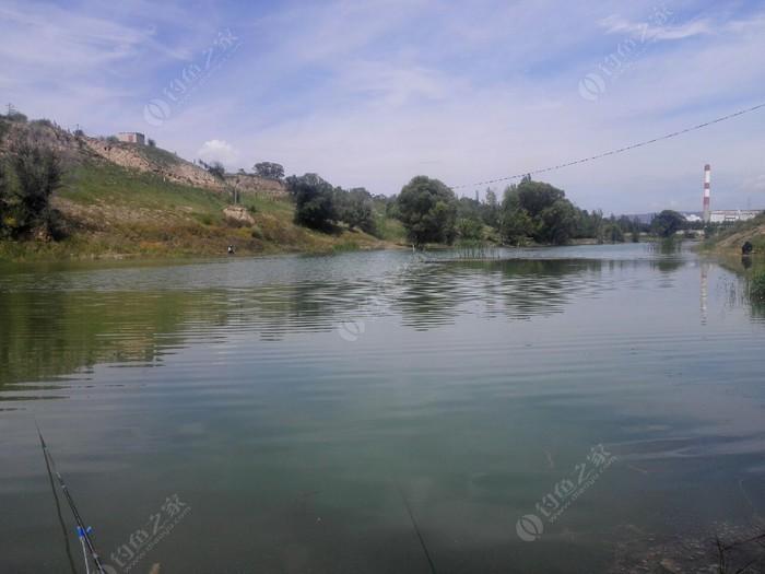 饮马河水库