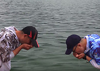 《白條游釣》 白鰷老曹大戰花亭湖,戰事再升級,誰輸了要罰喝湖水