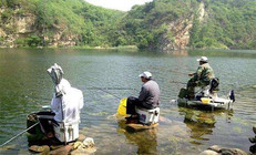 資深釣友分享經驗 野釣如何選餌和搭配線組!