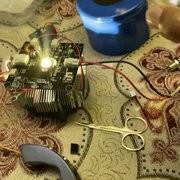 DIY自制激光炮,80w双光源
