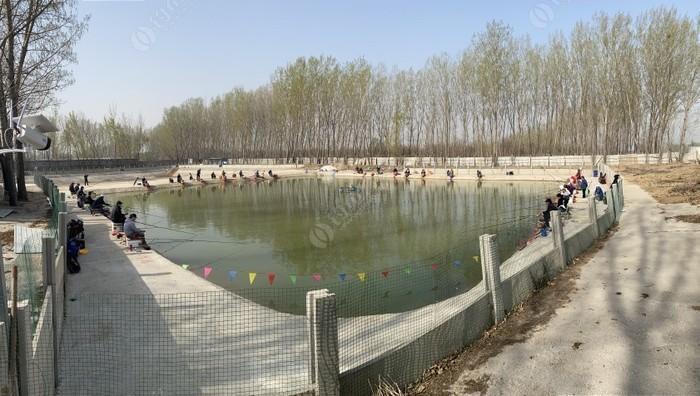 渔趣塘垂钓园
