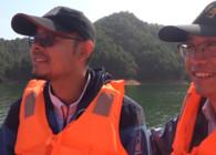 《白條游釣》白條游釣千島湖,千里走單騎會老友,白條老曹終相聚!
