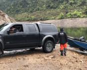《丽娜的钓鱼日记》桂林山水甲天下,风雨兼程只为鱼