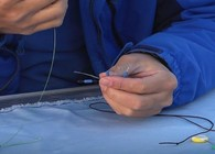 《白條游釣》釣魚新手必學,臺釣線組制作技巧,簡單實用