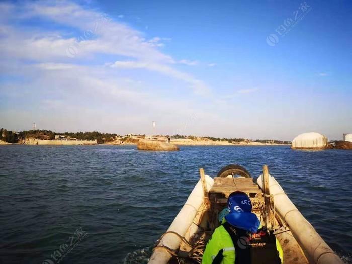 芦园村渔港海钓