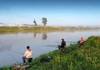 夏季钓鱼小技巧