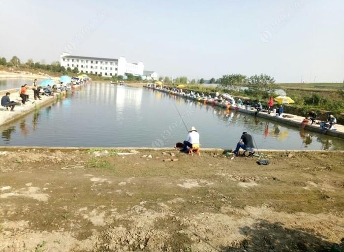 喜鹊湖国际垂钓中心