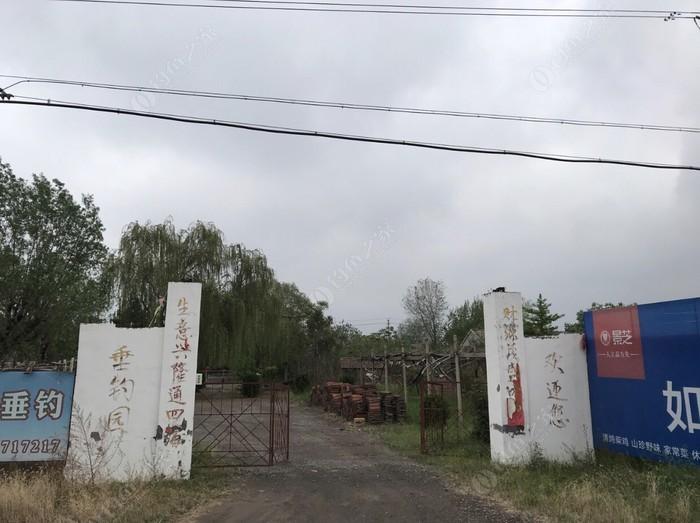 鸿商山庄垂钓园