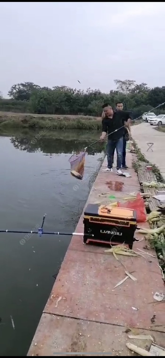 东鼎生态园垂钓中心