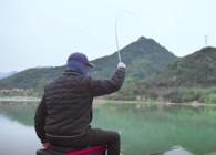 《麥子釣魚》 野釣遇到走水 可以這樣釣!