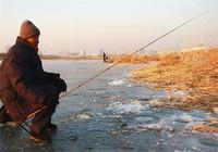 冬季釣魚牢記這三點,封竿不存在的!