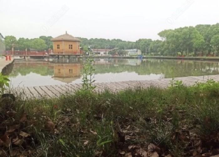 苏州绿宝园钓场