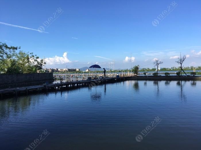 珠海市幸福钓鱼场