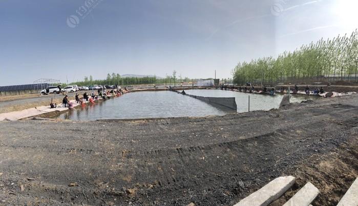 龙凤鸭河畔垂钓园