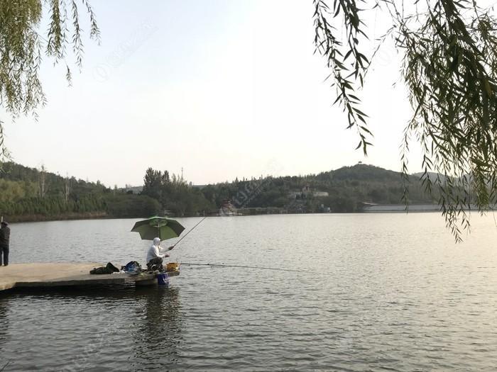 莒县莲生湖游钓园
