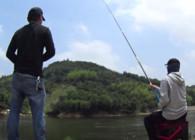 《麦子钓鱼》提醒广大钓友这样缠线后要这得换线 否则后果很严重