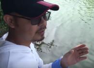 《户外老曹》钓鱼找底大家都会 但如何做到没有偏差?