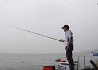 《白条游钓》游钓天下第一塘,名不虚传真的大,改变钓法后连竿草鱼鳊鱼