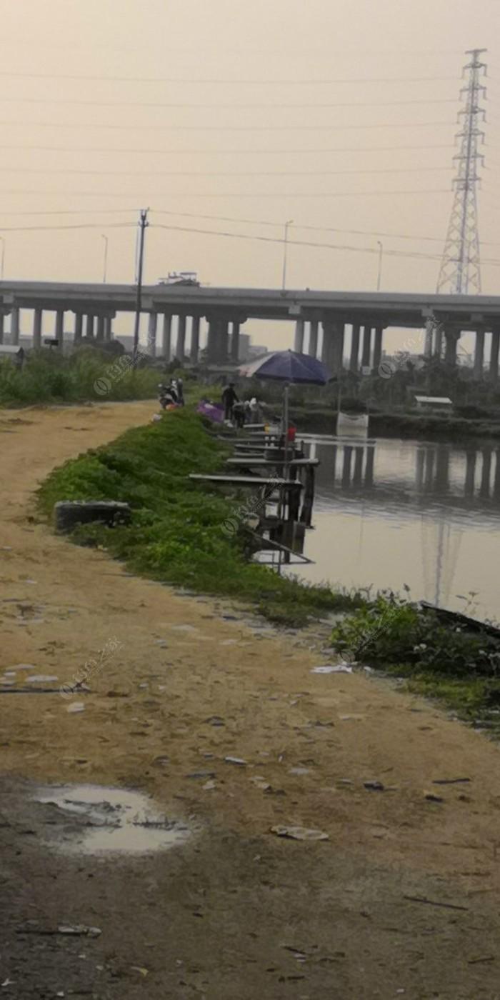 水浸围钓鱼场