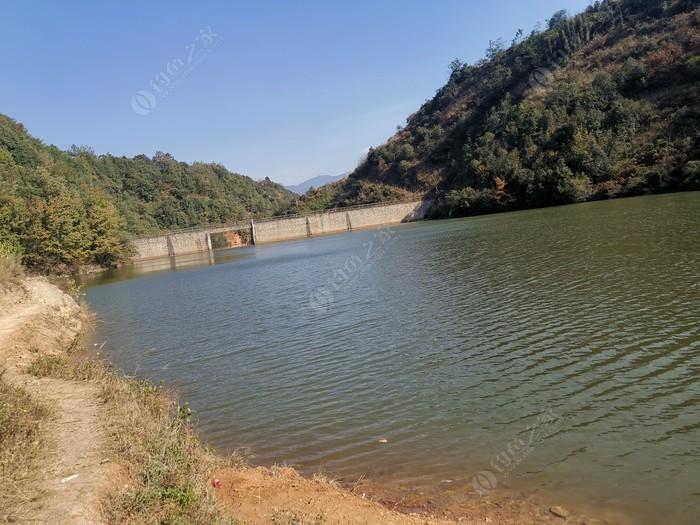 磨落河水库