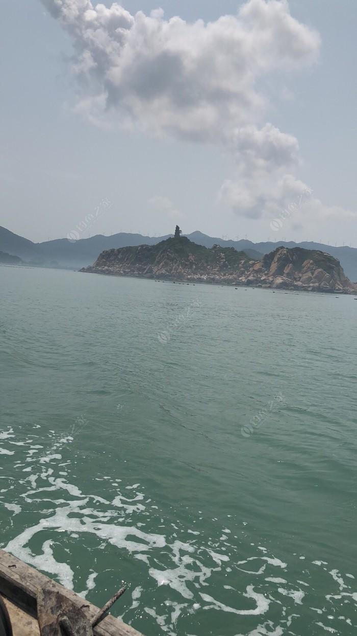 柘林镇海港