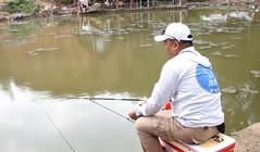 """《漁課堂》看釣魚高手如何打新坑,狠狠""""盤""""了老板一波!"""