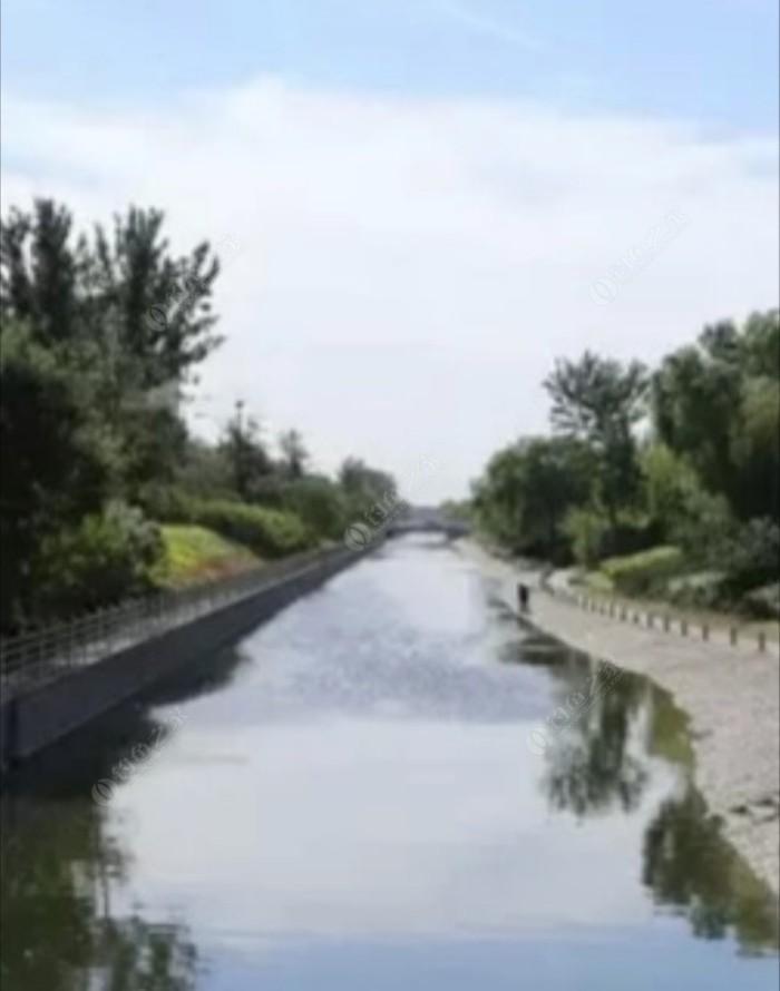 龙河大皮营引渠