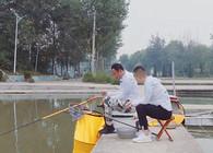 《李震說釣》第十四期 黑坑實戰麻團釣法