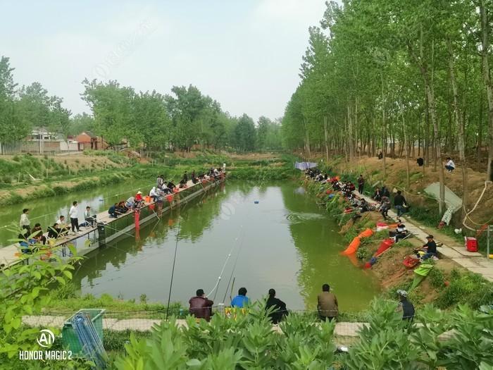馮灣垂釣園