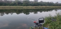 溫榆河新開釣位,急流水蹦竿尖,意外收獲