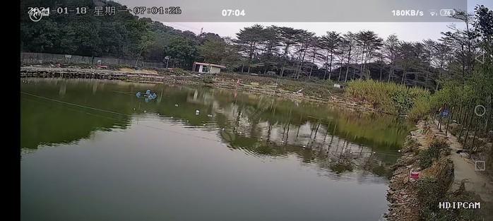 分水坳钓鱼场