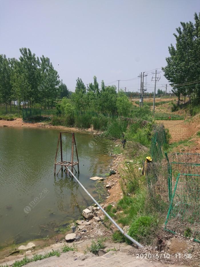 土山河水库