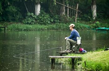 初夏钓鱼,想要不断口的必备技巧!