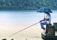雨天對作釣產生的幾點影響!
