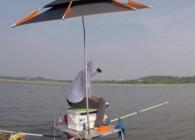 《白条游钓》白条游钓东山水库 玉米行程钓法显威力 开杆就狂拉鳊鱼