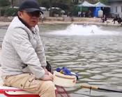 《渔课堂》钓黑坑,新手喜欢生口鱼,老手都喜欢钓静养鱼?