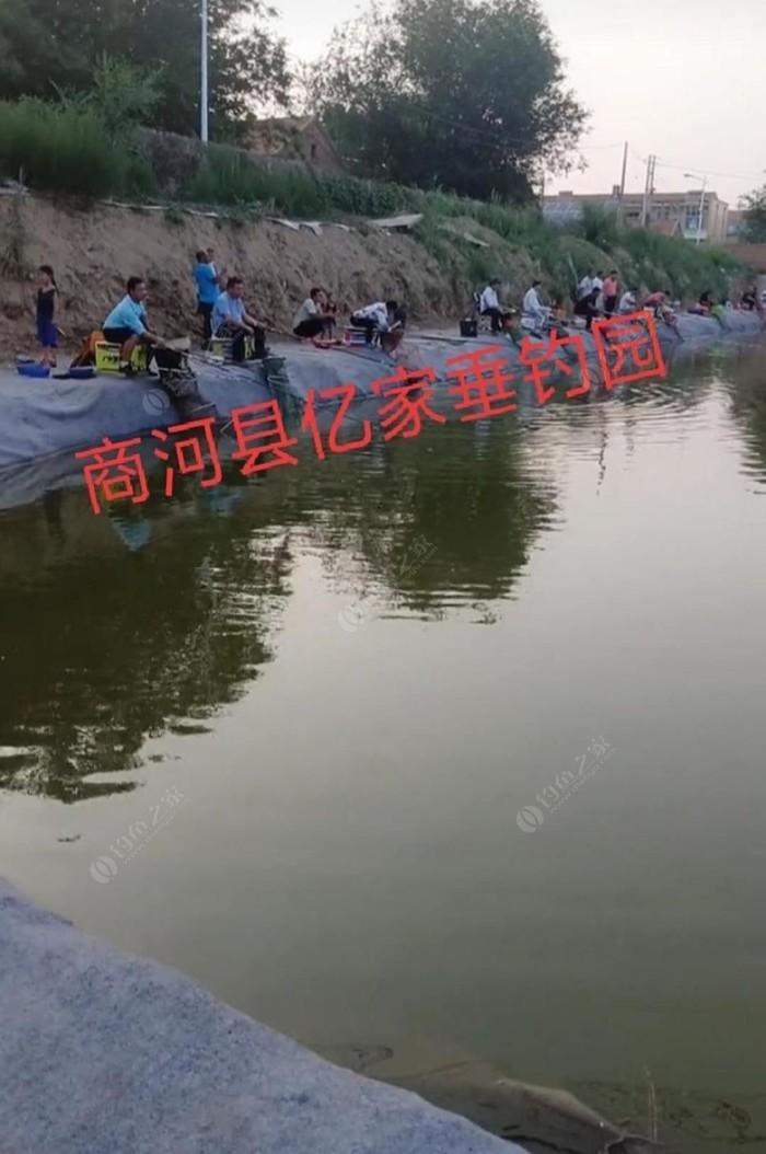 济南沙河亿家垂钓园