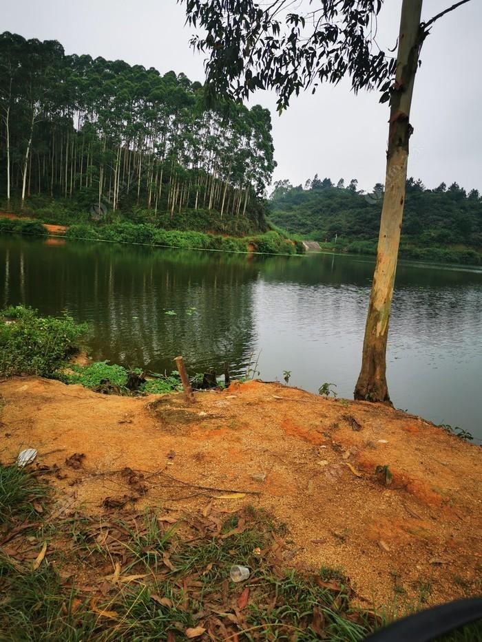 林村雙塘釣場