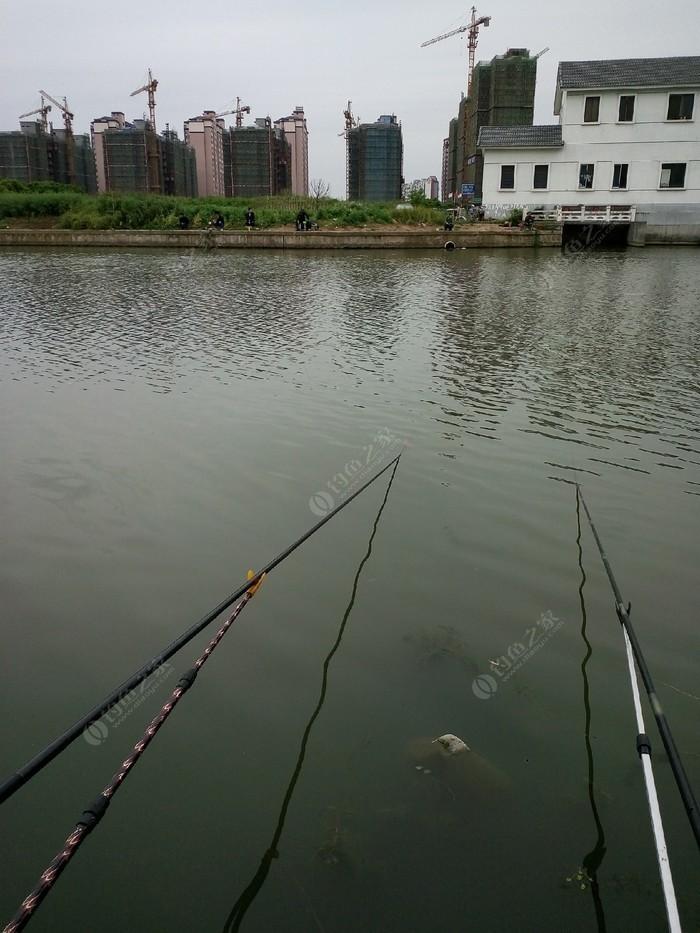 西塘河三岛公园段