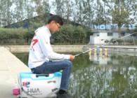 《钓鱼公开课》第78期丨单手抛竿法