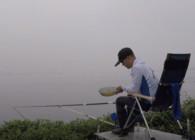 《白條游釣》白條游釣皖北塌陷區 自制玉米窩料 連桿大鳊魚