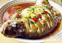 武昌鱼的做法——私房蒸武昌鱼