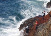 2014年全国海钓锦标赛暨国际矶钓精英邀请赛在嵊山举行