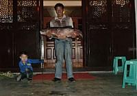 千島湖釣魚釣到50斤螺螄青