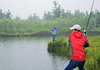 路亚发烧友游钓中国第三站岳阳长江洞庭湖