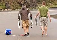 《極限釣魚》第二季 第3集 巨型海龍嘴貽貝鮭魚大螯蝦
