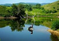 夏季钓鱼的四个注意事项